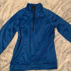 Nike dri-fit zip up